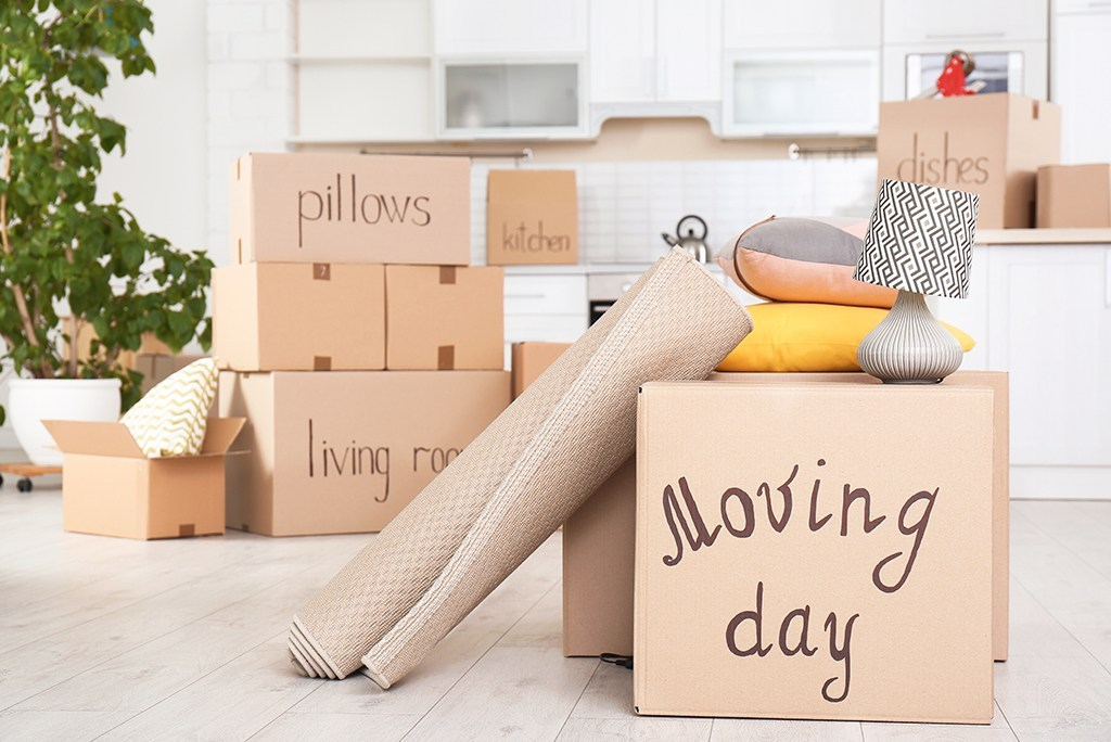 Six Essential Items You'll Need On Moving Day
