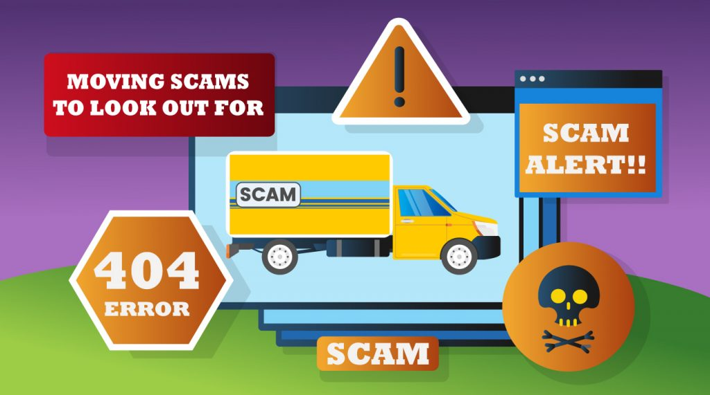 Don't Fall For A Moving Scam