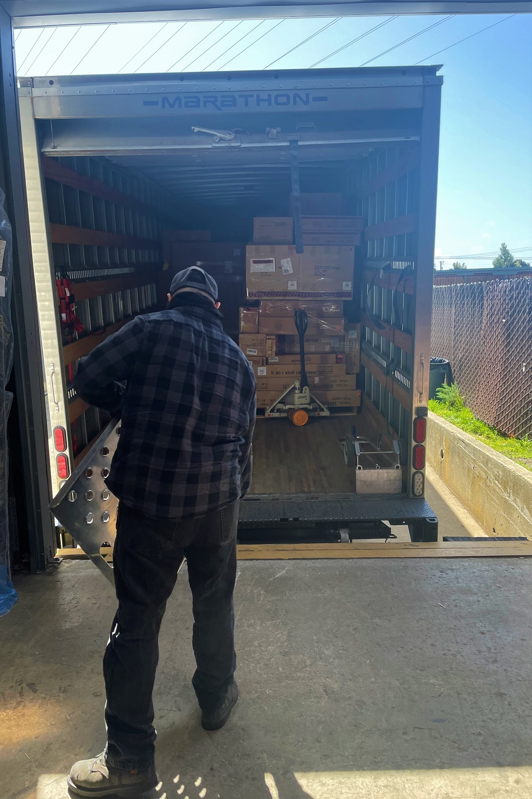 Receiving and Warehousing