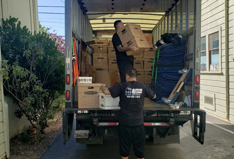 A photo of Senior Moving